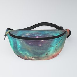 Colorful Nebula Galaxy Fanny Pack