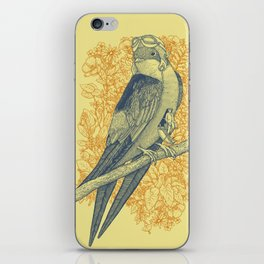Frequent Passenger iPhone Skin