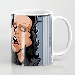 Oh Hi Mark (Green Screen) Coffee Mug