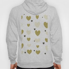 Floating Hearts! Hoody