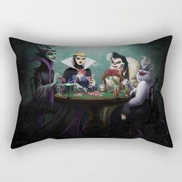 Evil Flush Rectangular Pillow