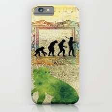 Chinese Lunar New Year and 12 animals  ❤  The MONKEY 猴 Slim Case iPhone 6s