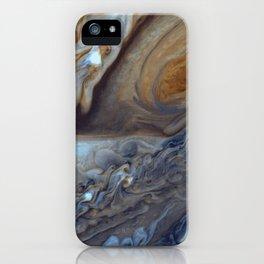 Jupiter's Red Spot iPhone Case