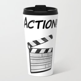 Action! Travel Mug