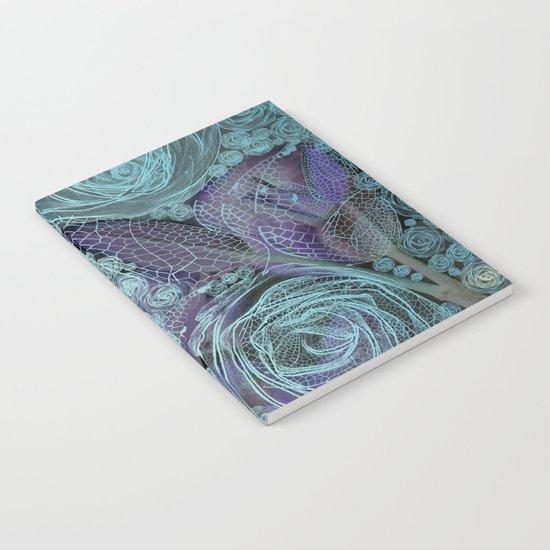 Blue fairy tale. Notebook