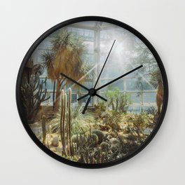 Conservatory Wall Clock