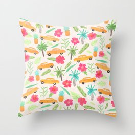 Cuba Throw Pillow