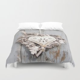 Sweet Heart | Amoureux Duvet Cover