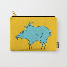 Blue Boar - All is fine Carry-All Pouch