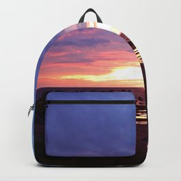 Cloudy Sunset Backpack