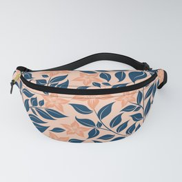 Coral nature Fanny Pack