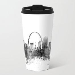 St Louis Missouri Skyline Travel Mug