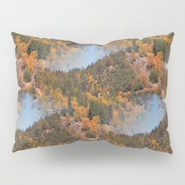 Fall colors in the mountains.... Pillow Sham