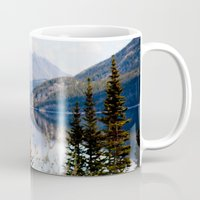 alaska Mugs featuring Alaska by youngkinderhook