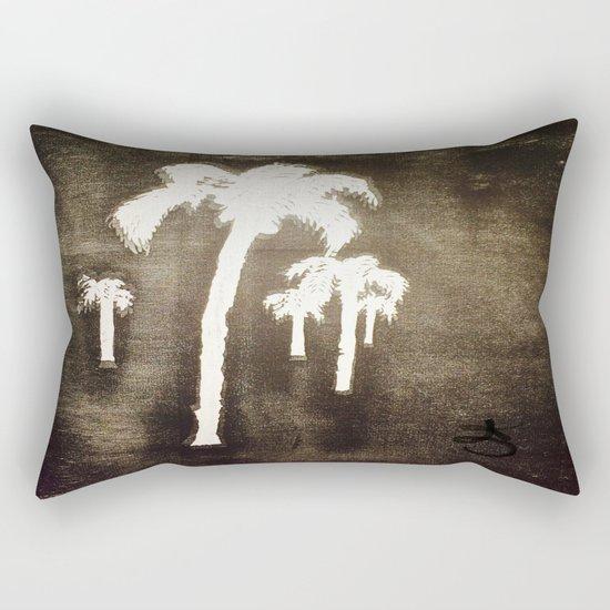 Shaking Those Trees Rectangular Pillow