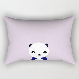 Pax, A Panda. Rectangular Pillow
