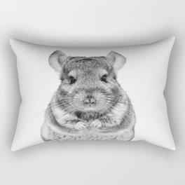 Chinchilla Rectangular Pillow