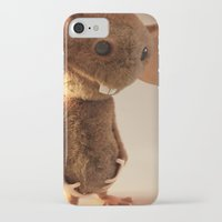 rat iPhone & iPod Cases featuring Rat by timecore