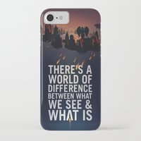 bioshock infinite iPhone & iPod Cases featuring Bioshock Infinite Quote by Simon Ward
