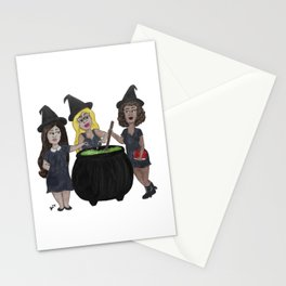 Witch, Please (Version 2) Stationery Cards