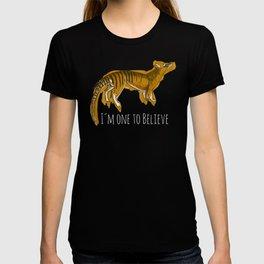 Believe in Thylacine T-shirt