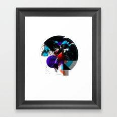 Cranial Insight Framed Art Print