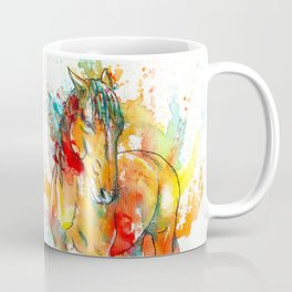 The Spirit of a Horse Coffee Mug