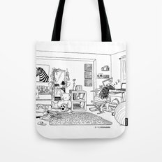 Room Tote Bag