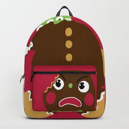 Gingerbread Cookie Angst Backpack