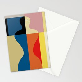 SCHLEMMER TRIBUTE Stationery Cards