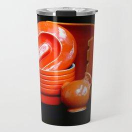 Curvy-linear Travel Mug