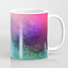 Mystical azure galaxy Coffee Mug