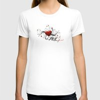 pretty little liars T-shirts featuring Pretty Little Liars fan heart by MaNia Creations