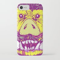 ed sheeran iPhone & iPod Cases featuring Boar-ed by headnhalf