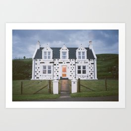 Isle of Skye Home Art Print