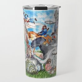 Studio Ghibli Travel Mug