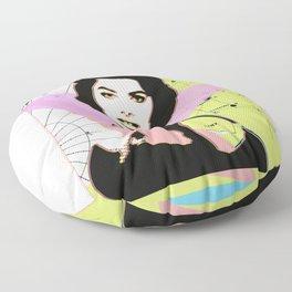 Sophia Loren Floor Pillow