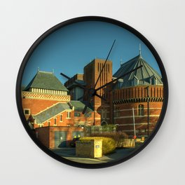 Swan Theatre of Stratford Wall Clock