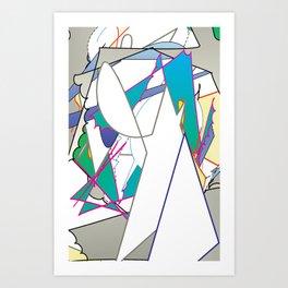Color #8 Art Print
