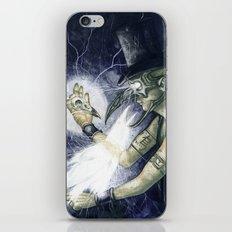 Shadow Man 3 iPhone & iPod Skin