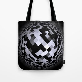 black-and-white -05- Tote Bag