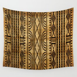 African Weave Wall Tapestry