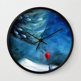 Berserker Wall Clock
