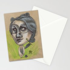 DAINTY PANDA Stationery Cards