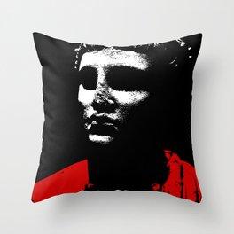 """My Dark Lover"" Throw Pillow"