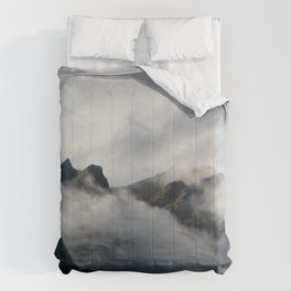 Shrouded in Mystery Comforters