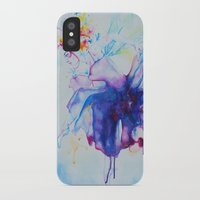 fairy tale iPhone & iPod Cases featuring Fairy Tale by Maria Lozano - Art