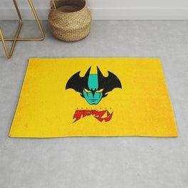 002 Devilman Rug