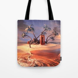 In the event of sinking Tote Bag