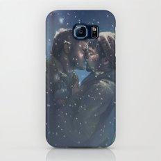 Winter Destiel Galaxy S6 Slim Case